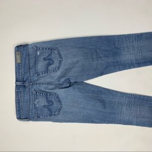Ag Adriano Goldschmied Jeans - AG The Stevie Cuff Jeans 👖